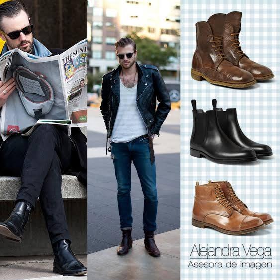 1d76636dc botas para usar con jeans hombre